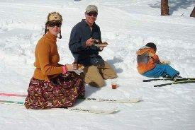 Tahoe XC Gourmet Ski Tour