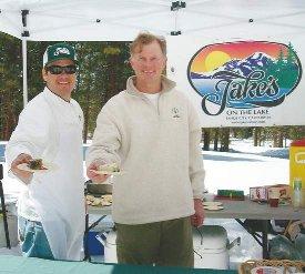 Tahoe XC Skiing Gourmet Ski Tour