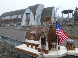 Birdhouse-Truckee Veterans Hall Greg Zirbel