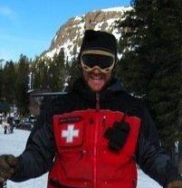 Ricky Newberry love snow
