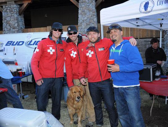 Heavenly Ski Patrol Fundraiser