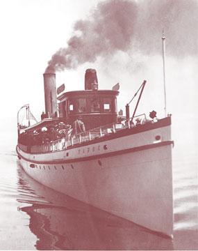 SS Tahoe Tahoe Ghost Ships at Tahoe Maritime Museum