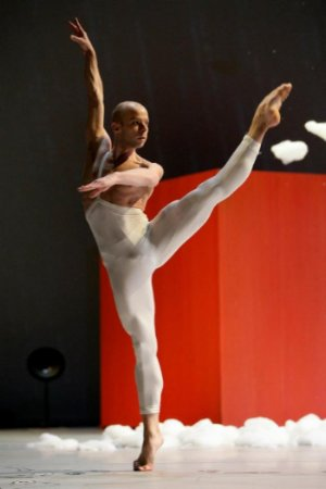 Erik Wagner, photo courtesy of Bern Ballet