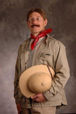 Doug Mishler as Roosevelt Tahoe Culture